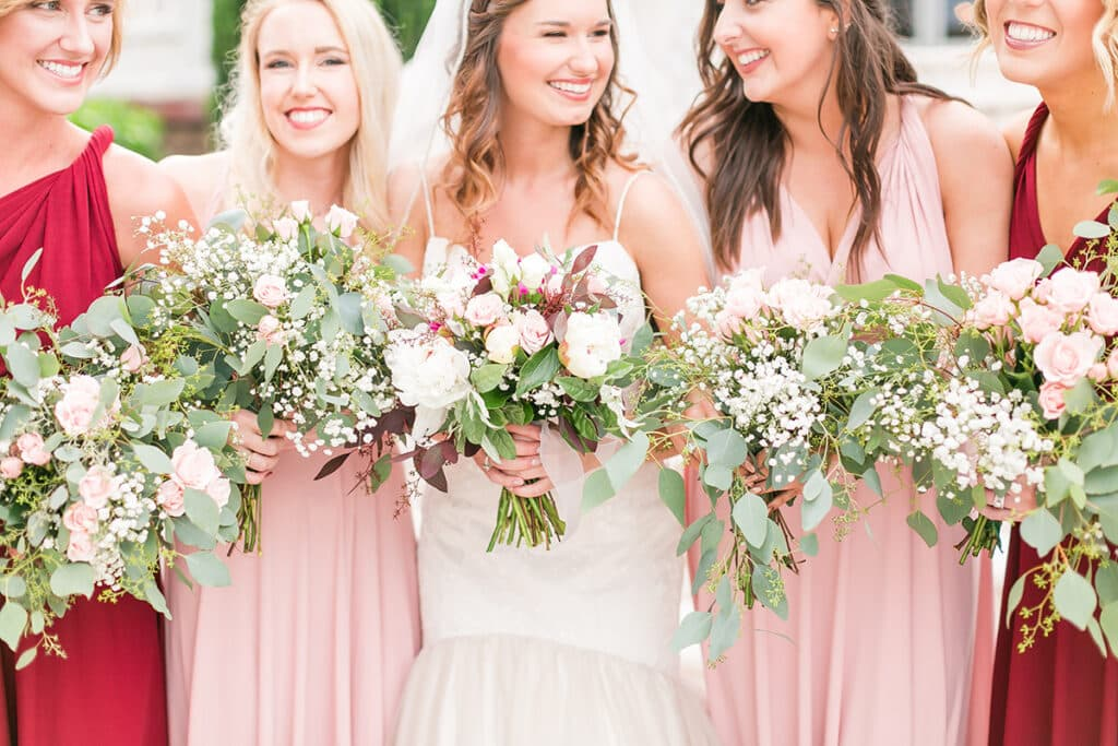 2018 Wedding Floral Forecast – Entwined Events | Bella Rose Floral & Design | Photo Credit: Heather Chipps Photography