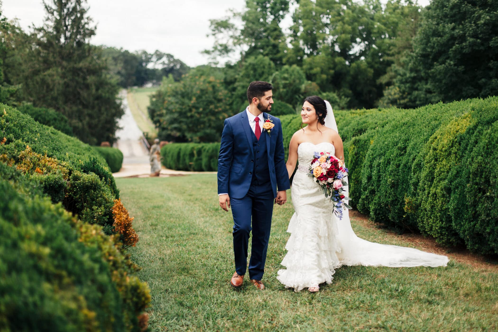 Selecting Your Virginia Wedding Venue | Entwined Events | Venue: West Manor Estate in Forest, VA | Photo Credit: Ellie Richardson Photography