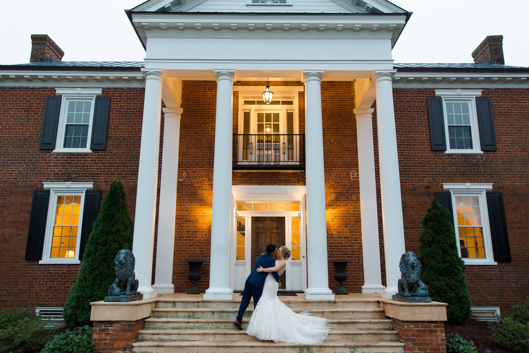 Selecting Your Virginia Wedding Venue | Entwined Events | Venue: West Manor Estate in Forest, VA | Photo Credit: Lauren Paige Photography