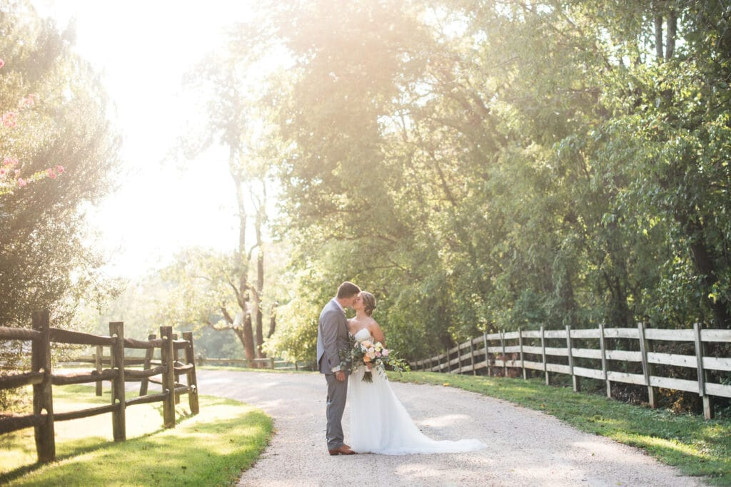 Selecting Your Virginia Wedding Venue | Entwined Events | Venue: West Manor Estate in Forest, VA | Photo Credit: Chelsea Yoder Photography