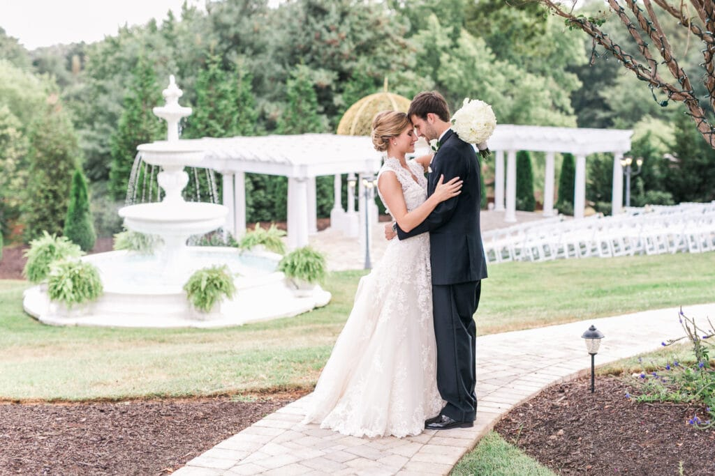Selecting Your Virginia Wedding Venue | Entwined Events | Venue: The Bedford Columns in Bedford, VA | Photo Credit: April B Photography